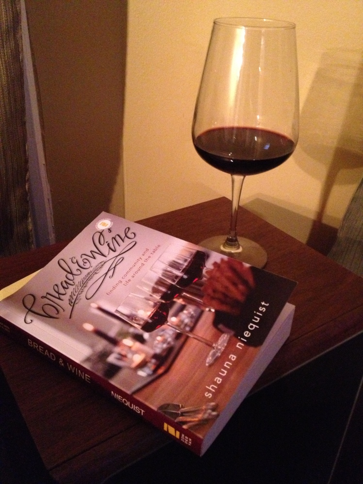 bread and wine reading