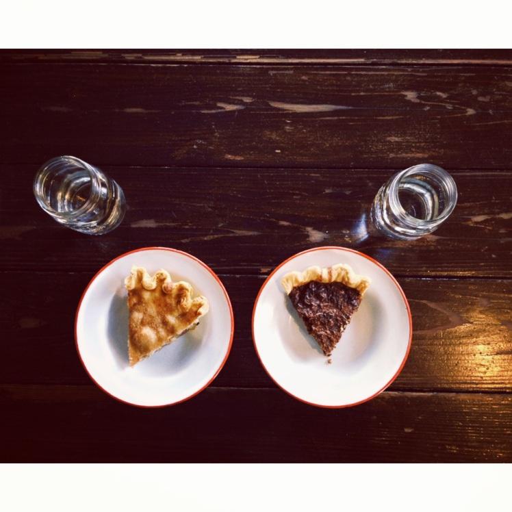 pie at chile pies & ice cream