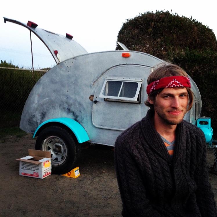 tear drop camping
