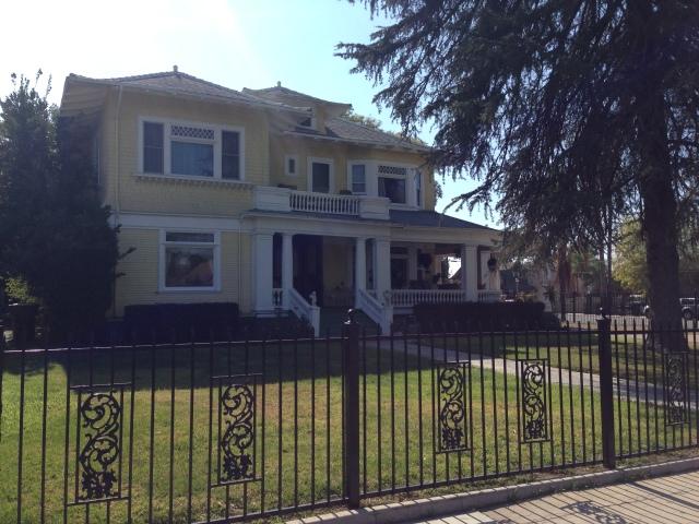 riverside mansion