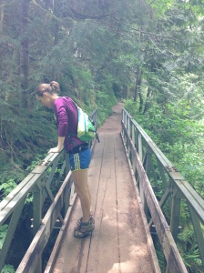 eagle creek hike